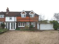 semi detached house in Spithurst Road, Barcombe