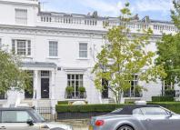 Terraced property in Egerton Terrace, London...