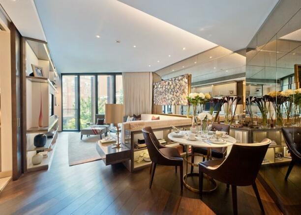 1 Bedroom Flat To Rent In One Hyde Park Knightsbridge London SW1X 7LJ SW1X