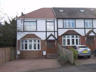 LONGMORE AVENUE End of Terrace property for sale