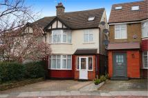 semi detached home for sale in ST MARGARETS AVENUE...