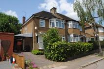 3 bed semi detached property for sale in 64, HILLSIDE GARDENS...