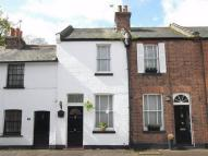 Terraced home for sale in DURY ROAD, HADLEY GREEN