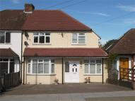 semi detached house for sale in MEADWAY, NEW BARNET