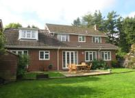 Detached property in Moreton Close, Churt...