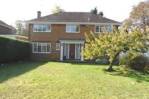 Detached property to rent in Sevenoaks