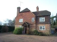 Four Detached property to rent