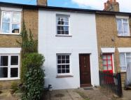 Terraced home to rent in Sevenoaks