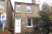 Cottage to rent in Sevenoaks