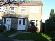 3 bed End of Terrace house to rent in Holbury Close, Throop...