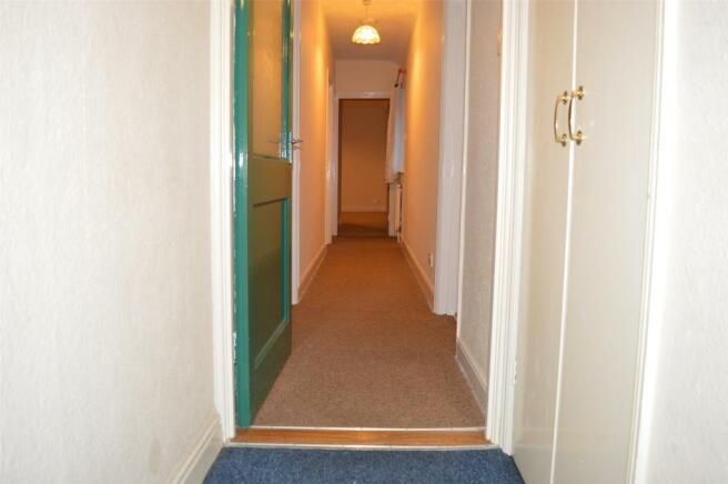 hallway 1st floor