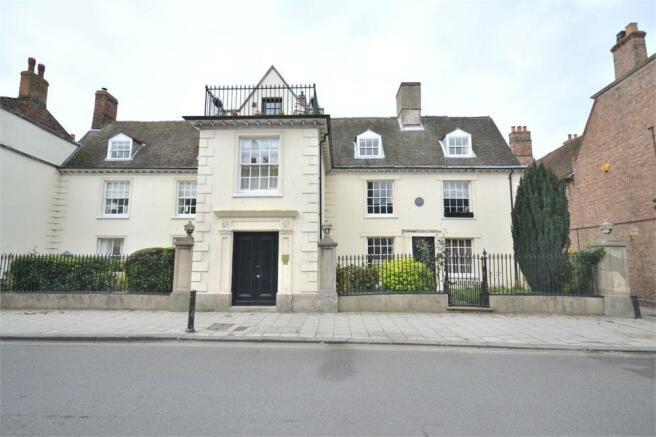 2 bedroom penthouse to rent in king street king 39 s lynn pe30 - Garden furniture kings lynn ...