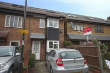 3 bed house in Clarence Road, Wimbledon...