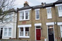Terraced home for sale in Florence Road, Wimbledon