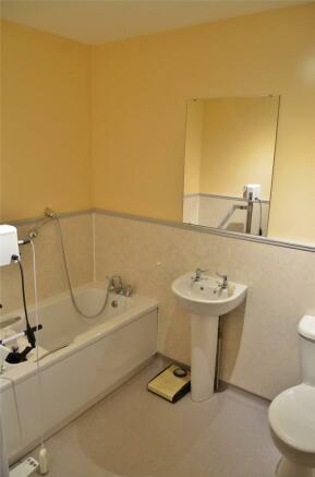 Amenity Bathroom