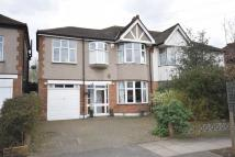 5 bed semi detached property for sale in Hillcross Avenue, Morden
