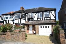semi detached property for sale in Queens Road, Morden