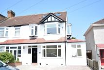 4 bed End of Terrace house in Whatley Avenue...