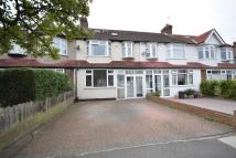 Terraced house in Monkleigh Road, Morden
