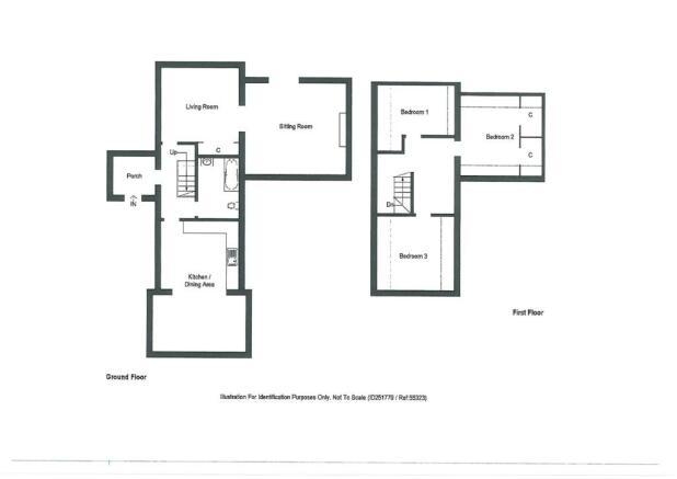 Floor Plan - Cottage