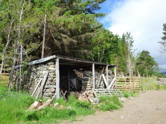 Stone Shed