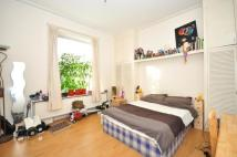 Studio apartment in Belsize Road...