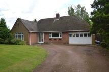 Detached Bungalow in Hay Green Lane...