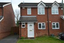 2 bedroom semi detached home for sale in Selly Hall Croft...
