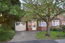 4 bed semi detached house in Beech Road, Bournville...