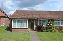 Semi-Detached Bungalow for sale in Mulberry Road...