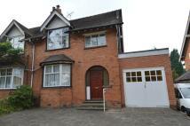 property for sale in Linden Road, Bournville, Birmingham