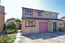 Cannons Gate semi detached house for sale
