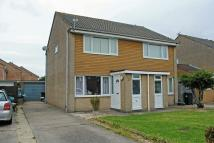 2 bedroom semi detached property in Turner Way, Clevedon