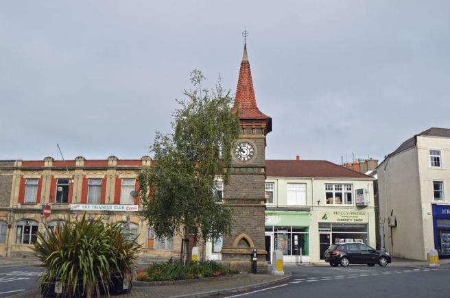 Clevedon Triangle