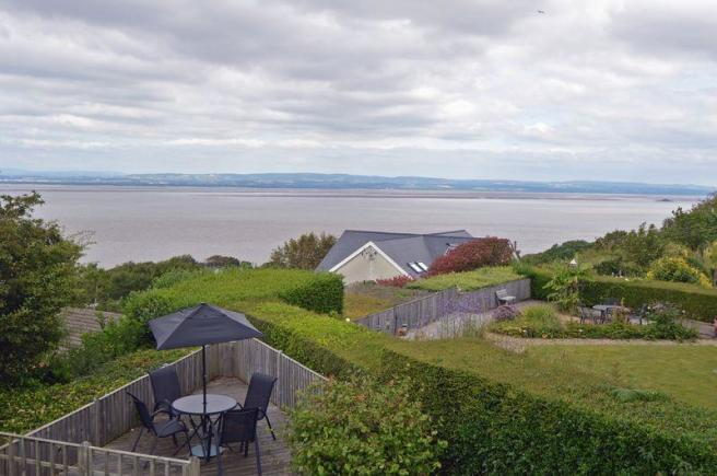 View With Decking
