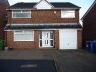 Detached home to rent in Criccieth Avenue, Wigan...