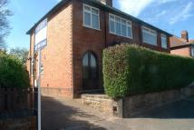 3 bed semi detached home to rent in Montague Road, Hucknall...