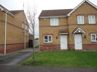 semi detached house to rent in Linnet Way, S43