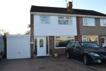 3 bedroom semi detached home in Sutherland Drive...