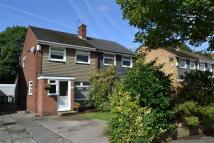 3 bedroom semi detached house in Sutherland Drive...