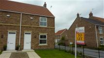 3 bed house in Park Row, Beeford...