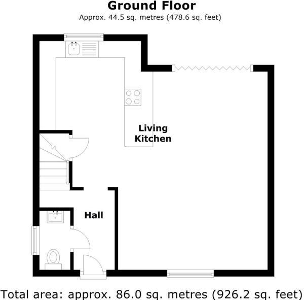 Plot 10, Rectors Gate, Retford - Floor 0.jpg