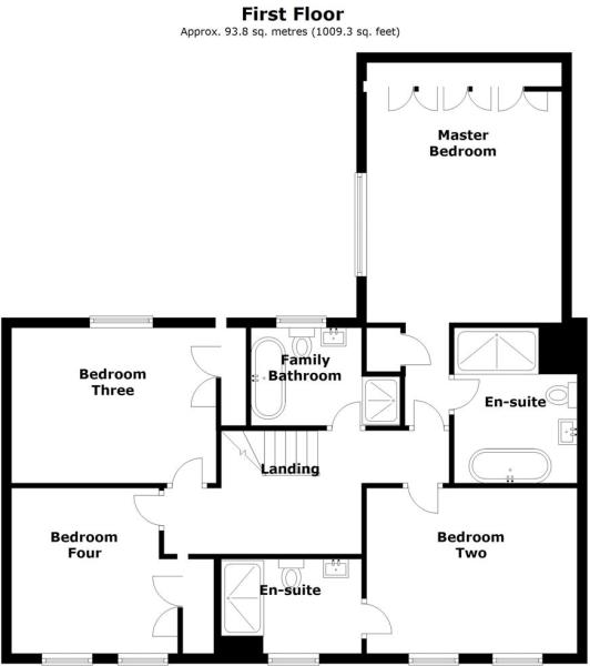 Plot 7, Rectors Gate, Retford - Floor 1.jpg