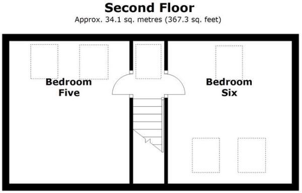 1 Willow Avenue, Ranskill, Retford - Floor 2.jpg