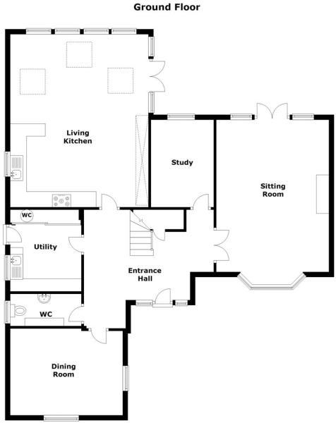 Fields View House, Headon, Retford - Floor 0.jpg