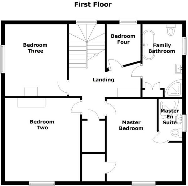 Woodstock House, Torksey Street, Rampton - Floor 2