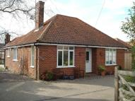Detached Bungalow in Ormesby