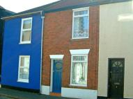 Terraced property in Devonshire Road...