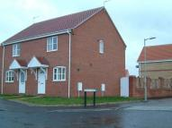 Carlton semi detached property to rent