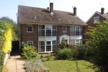4 bedroom semi detached house in Sackville Close, Lewes